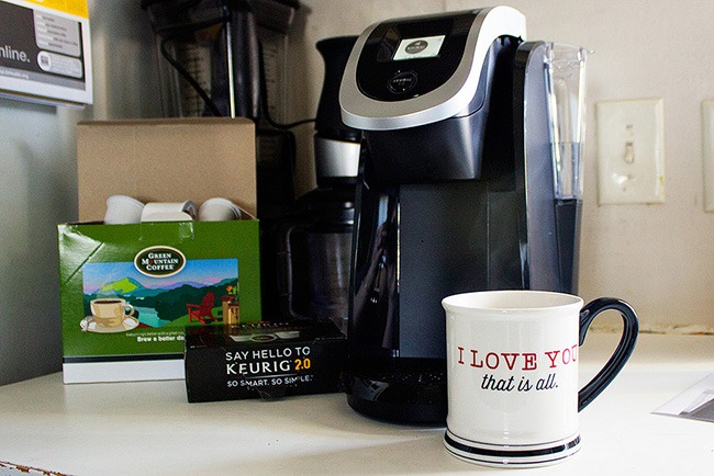 Keurig 2.0 Machine