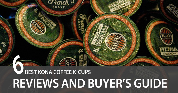 Best Kona Coffee K Cups