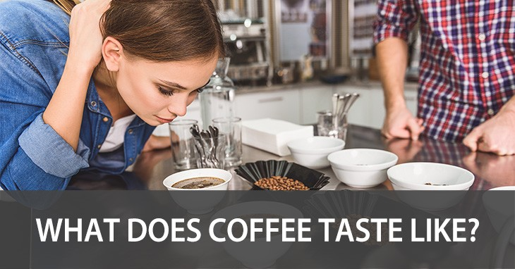 What does coffee taste like?