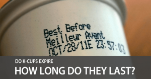 Do K-Cups Expire