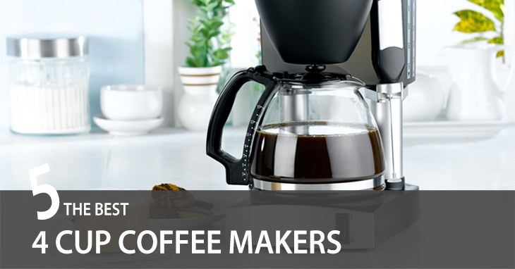 Best 4 Cup Coffee Makers Reviews 2018