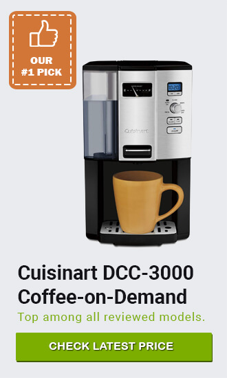 How To Find The Best Coffee Maker Without Carafe On The